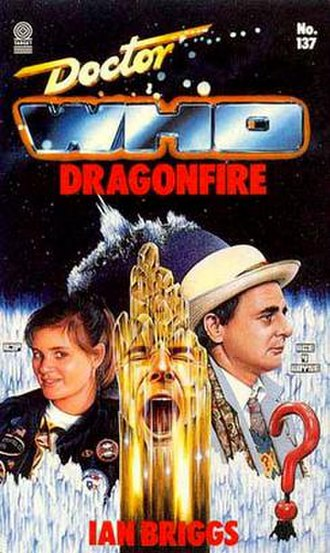 Dragonfire (Doctor Who) - Image: Doctor Who Dragonfire