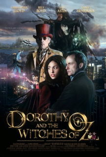 <i>Dorothy and the Witches of Oz</i> 2012 American film