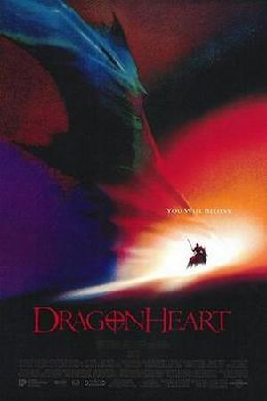 Dragonheart - Theatrical release poster