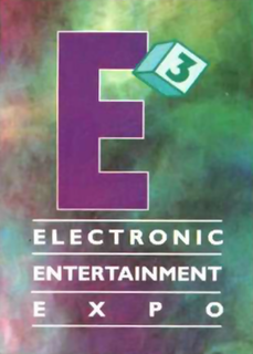Electronic Entertainment Expo 1995 event