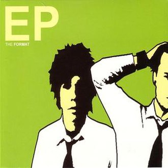 EP (The Format EP) - Image: EP by The Format Album Cover