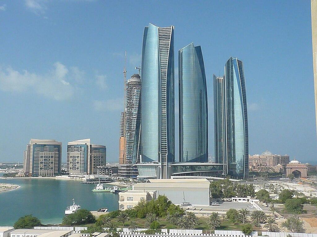 File Etihadtowers Abu Dhabi November 2012 Jpg Wikipedia