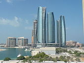 List Of Tallest Buildings In Abu Dhabi Wikipedia