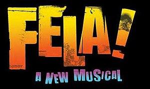 Fela! - Fela! logo