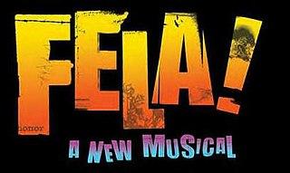 <i>Fela!</i> American Broadway musical
