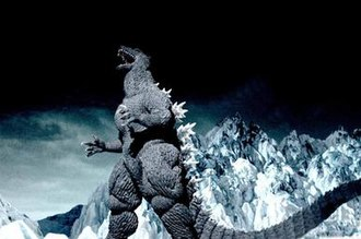 Godzilla: Final Wars - Godzilla's new design for Godzilla: Final Wars dubbed the FinalGoji.