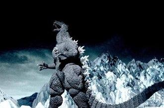 Godzilla: Final Wars - Godzilla's new design for Godzilla: Final Wars dubbed the FinalGoji.