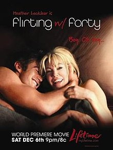 flirting with forty film streaming en vivo por internet