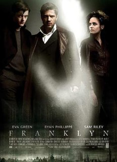 <i>Franklyn</i> 2008 British science fantasy film directed by Gerald McMorrow