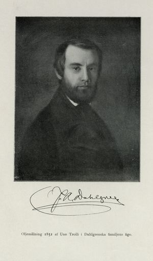 Fredrik August Dahlgren - F. A. Dahlgren 1851