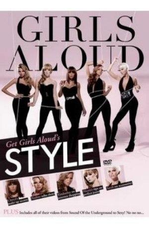 Get Girls Aloud's Style - Image: GA Style