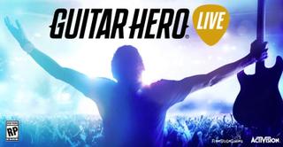 <i>Guitar Hero Live</i> music video game