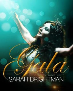 Gala: An Evening with Sarah Brightman