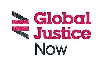 Global Justice Now - Image: Global Justice Now logo