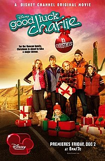 <i>Good Luck Charlie, Its Christmas!</i> 2011 television film directed by Arlene Sanford