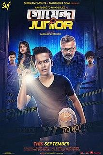 <i>Goyenda Junior</i> 2019 Bengali detective drama film