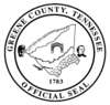 Official seal of Greene County