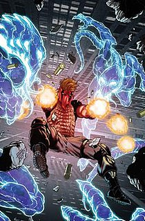 Grifter (character) Supervillain appearing in DC Comics