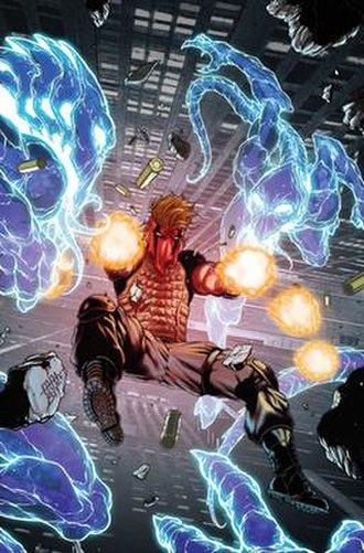 Grifter (comics) - Image: Grifter comics 1