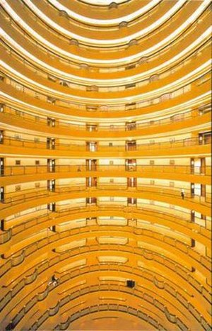 Fine-art photography - Andreas Gursky, Shanghai, 2000, C-print mounted to plexiglass, 119 x 81 inches