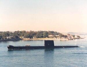 HMS Opportune (S20) - HMS Opportune