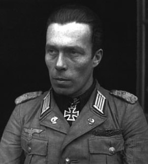 Hans von Luck - Hans von Luck during World War II