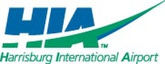 Harrisburg International Airport - Image: Harrisburg International Airport Logo