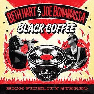 Black Coffee (Beth Hart and Joe Bonamassa album) - Image: Hart Bonamassa Black Coffee