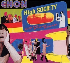 High Society (Enon album) - Image: High society