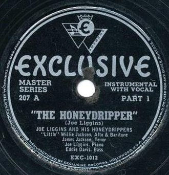 The Honeydripper - Image: Honeydripper Liggins