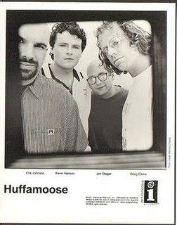 Huffamoose alternative rock band