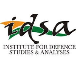 Institute for Defence Studies and Analyses - IDSA Logo