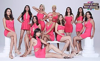 <i>Indias Next Top Model</i> (season 3) season of television series