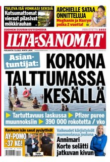 <i>Ilta-Sanomat</i>