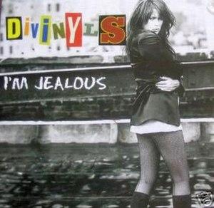 I'm Jealous - Image: Imjealousdivinyls