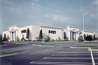 J. B. White - A J.B. White store