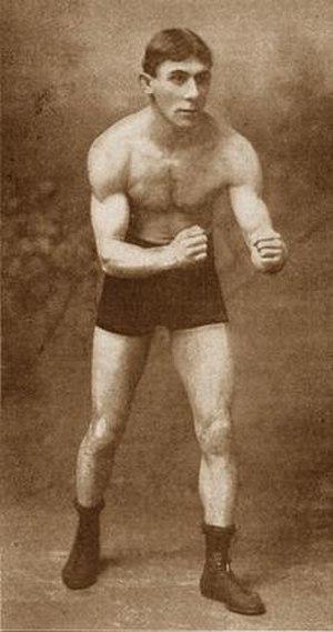 Joe Bernstein (boxer) - Image: Joebernstein