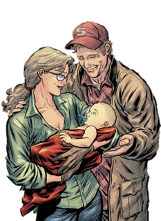 Jonathan and Martha Kent Fictional adoptive parents of Superman