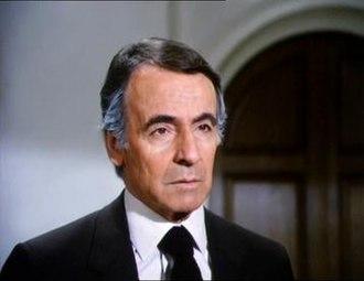 Joseph Anders - Lee Bergere as Joseph Anders