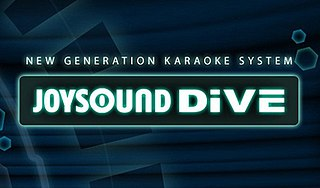 <i>Joysound Dive</i> 2011 Japanese karaoke video game