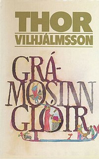 <i>Justice Undone</i> book by Thor Vilhjálmsson