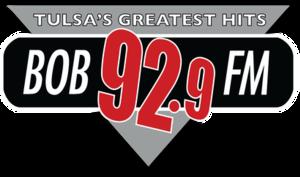 KBEZ - Image: KBEZ 92.9BOBFM logo