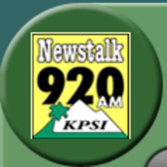 KKGX - Logo for the station as KPSI