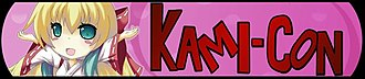 Kami-Con - Image: Kami Con logo