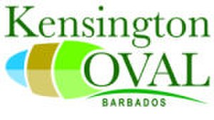 Kensington Oval - Image: Kensington Oval, Barbados logo