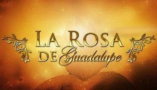 <i>La rosa de Guadalupe</i> television morada