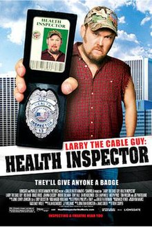 Larry the cable guy food inspector nude