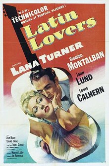 Latin Lovers 1953 poster.jpg