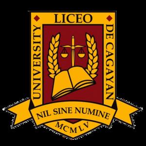 Liceo de Cagayan University - Image: Ldcu seal