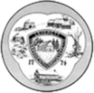 Leverett, Massachusetts - Image: Leverett MA seal